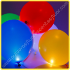 Globos Led (5 uds)