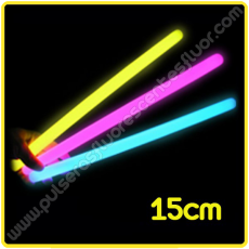 Barritas Luminosas 15 cm (25 ud)