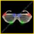 Gafa Luminosa Led Rejilla (1 ud)