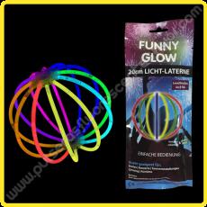 Esfera Luminosa Unicolor Individual (1 ud)