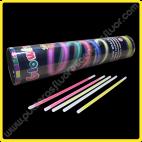 Pulseras Fluorescentes Unicolor (100 uds)