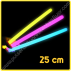 Barrita Fluorescente 25 cm (25 uds)