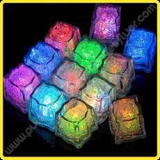Cubitos de Hielo Led (12 uds)