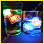 Cubitos de Hielo Luminosos Led