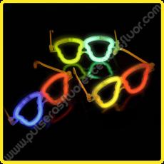 Gafa Fluorescente Calavera a Granel