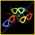 Gafa Fluorescente Calavera a Granel (50 uds)