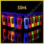 Pintura Fluorescente Corporal 10 ml