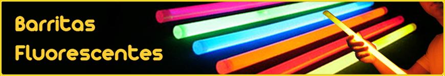barritas fluorescentes luminosas