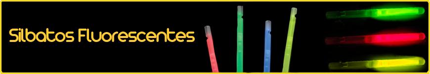 silbatos fluorescentes luminosos