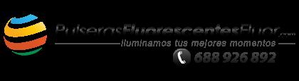 PulserasFluorescentesFluor